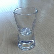 Shot glass from China (mainland)