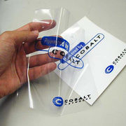 Plastic sticker Manufacturer