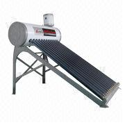 China Solar water heater with assistant tank