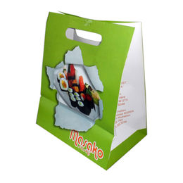 Retail paper bags from China (mainland)