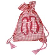 Promotional girls school dance shoes bags from China (mainland)