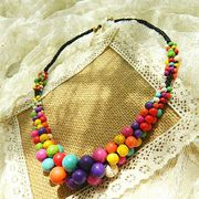 Seed bead necklace from China (mainland)