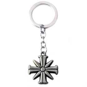 Metal Alloy Keychains from China (mainland)