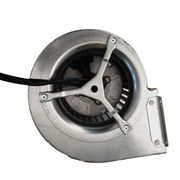 Air purifier's EC centrifugal fan