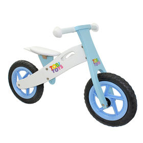Stock Lovely Wooden Bike Toy for Children, Unit Measurement: 85*37*52cm, Model No.: W16C090