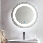 Bathroom Mirror Nz mgonz led lighting anti-fog bathroom mirror round wall-mounted