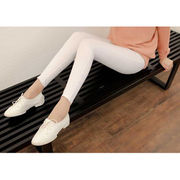 Dearcherise high-waisted slim ninth leggings from China (mainland)