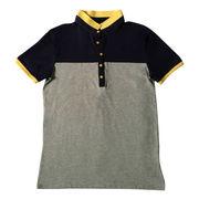 Men's Short-sleeved Polo Shirt from China (mainland)