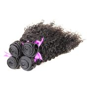 Indian kinky curl human hair from China (mainland)