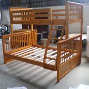 Wood bunk bed from Vietnam
