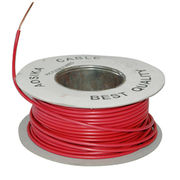 PVC insulated flexible electrical cable from China (mainland)