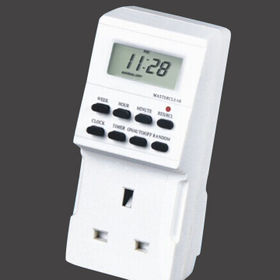 Programmable digital timer from China (mainland)