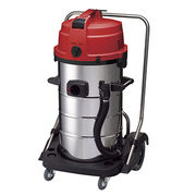 Taiwan Wet/dry & Blower Vacuum Cleaner With Adjustable button for operating 1 motor and 2 motors