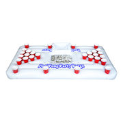 Pool inflatable beer pong table from China (mainland)