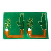 2-layer rigid-flex PCB from China (mainland)