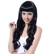 Long synthetic curly wigs from China (mainland)