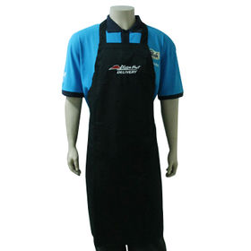 Cooking apron from China (mainland)