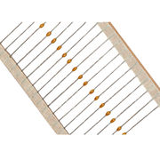 Multilayer Ceramic Capacitor, Axial Leaded, Epoxy Coated Multilayer-Axial Mono