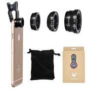 China 3-in-1 fish eye lens kit