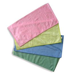 Shinny Yarn Microfiber Cleaning Towel from China (mainland)