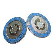 Metal badges from China (mainland)