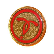 Custom metal badges from China (mainland)