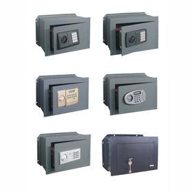 Hidden wall safes
