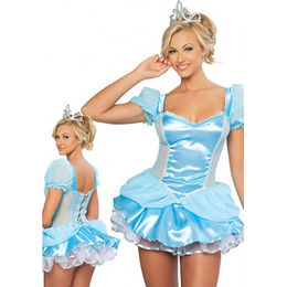 Cinderella Fancy Dress Costume from China (mainland)