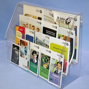 Clear acrylic brochure holder from China (mainland)