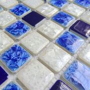 Ceramic mosaic tiles from China (mainland)