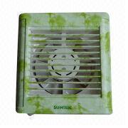 Wooden grain plastic bathroom ventilation fan from China (mainland)