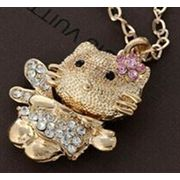 Rhinestone pendant necklace Manufacturer