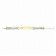 Stainless Steel Bracelets from China (mainland)