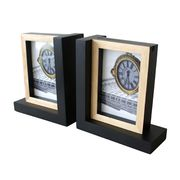Wooden Photo Frame Bookend from China (mainland)