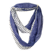 Snood Printed Scarf from India