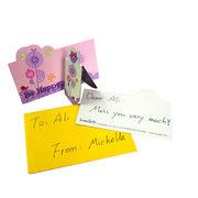 Greeting card from Hong Kong SAR