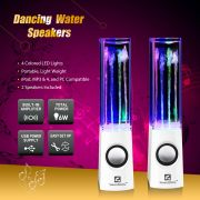 Mini Amplifier Dancing Water Speakers from China (mainland)