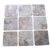 Antique travertine tiles from China (mainland)