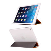 Smart Book Case for iPad 5 Manufacturer