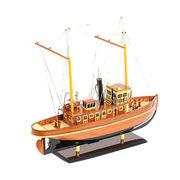 Wooden Model Boat from Vietnam
