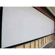 China Large Format Flat Frame Projection Screen