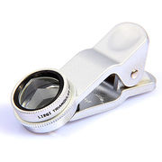 Universal clip mobile phone lenses from China (mainland)