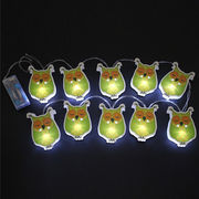 10LED PVC Battery Light from China (mainland)