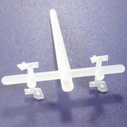 OEM Injection Mold Plastic Button for Earphones, Made of ABS 100% Material