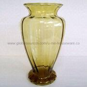 Color Glass Vase from China (mainland)
