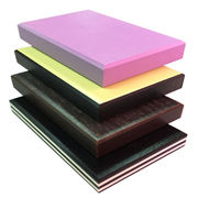 Laminate Boards, 1-25mm Available, Wood Grain Color