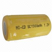 NiCd Battery from China (mainland)