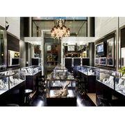 Luxurious jewellery showroom designs from China (mainland)
