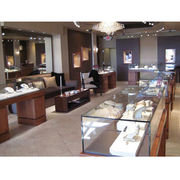 Jewelry showcases Manufacturer