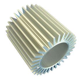 Heatsink, Made of Aluminum, High Surface Finish Smooth from Shanghai ESME Corp. Ltd